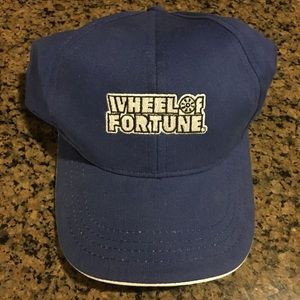 NWOT Wheel of Fortune hat